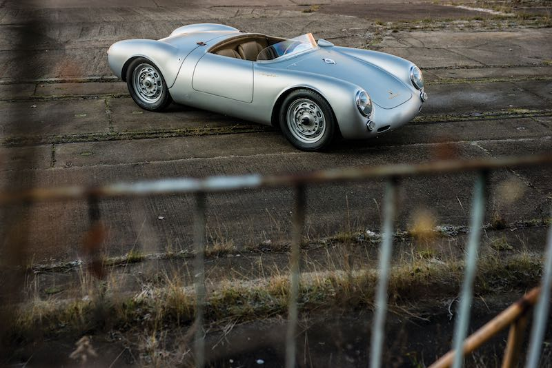 1956 Porsche 550 RS Spyder, chassis 550-0082