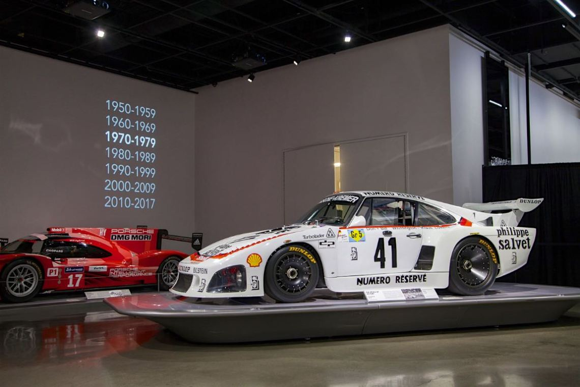 15. Porsche Effect Petersen Museum Exhibition Photo Gallery