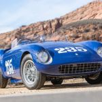 Ferrari 500 Mondial Offered at Auction