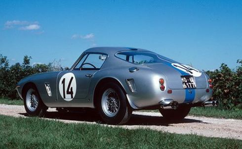 Ferrari 250 GT SWB (Photo courtesy of Alan Boe)