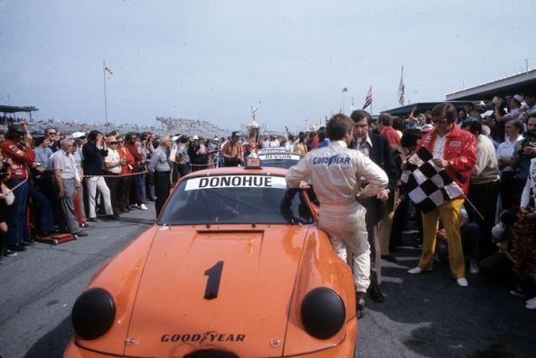 1974 Porsche 911 Carrera RSR IROC