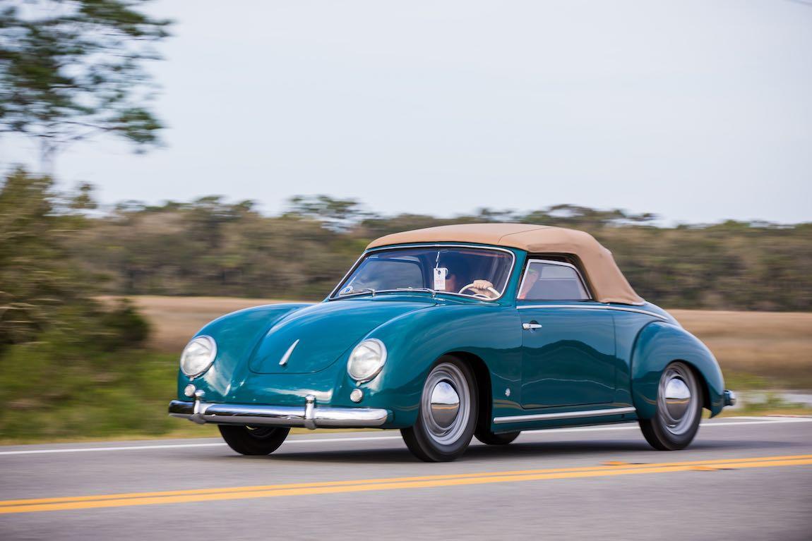 1953 Volkswagen Dannenhauer and Stauss Cabriolet
