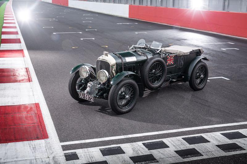 Bentley 4 1/2-Litre Blower