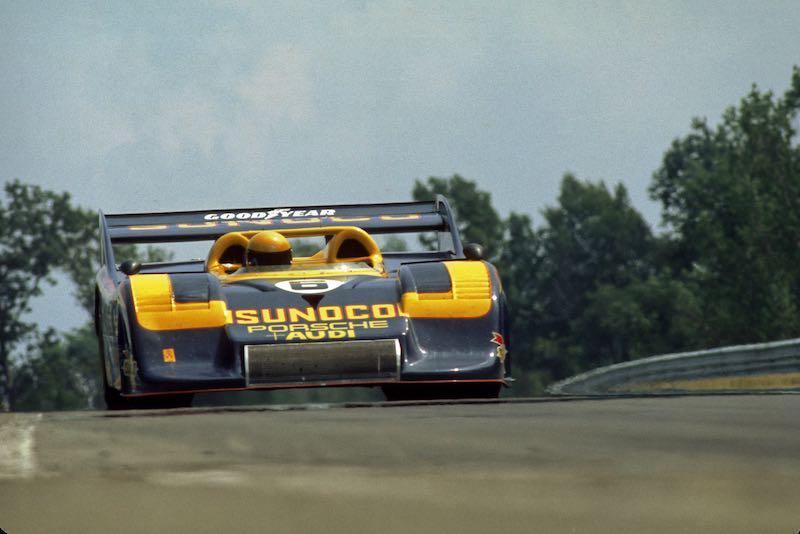 Sunoco Porsche 917/30. Photo Autosports Marketing Associates.