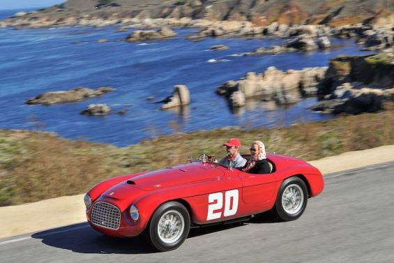 Ferrari 166MM Spa Winner (photo: Tim Scott)