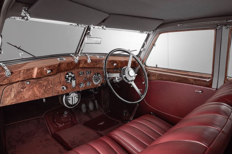 1939 Bentley Corniche recreation