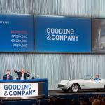 Gooding and Company Pebble Beach 2019 – Auction Results