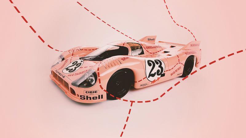 Porsche 917/20, The Pink Pig