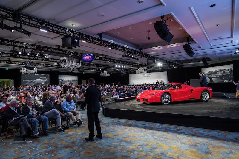 Amelia Island Auctions 2020 - Summary Report, Results