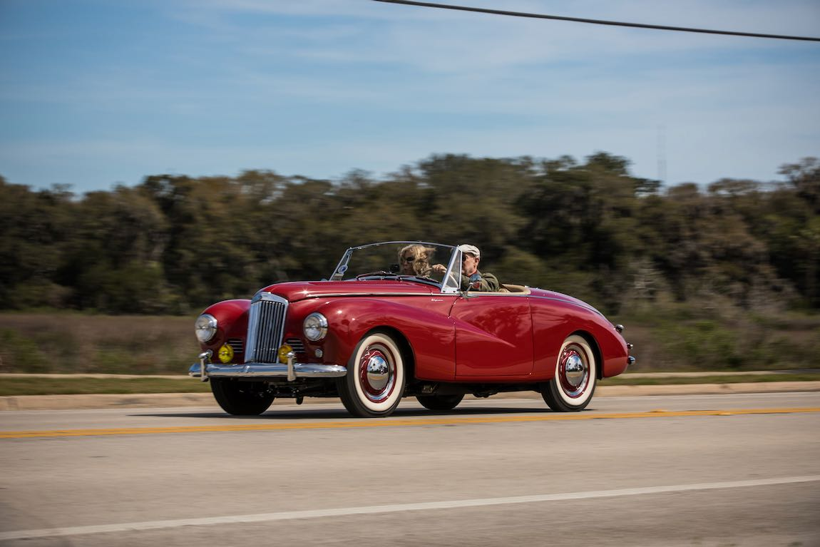 1953 Sunbeam Alpine Mk I