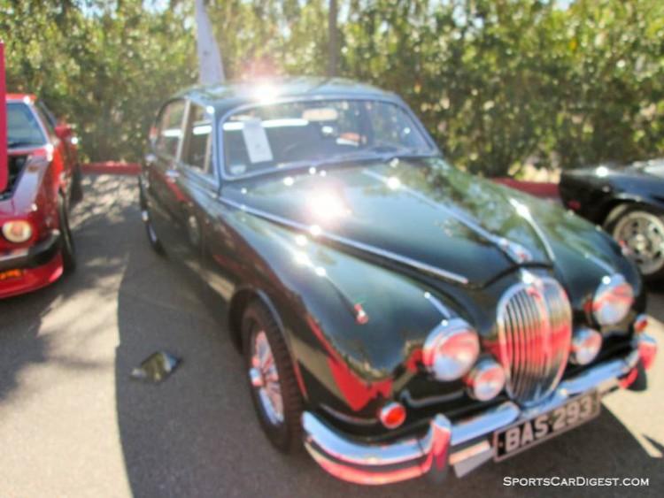 1960 Jaguar Mk 2 3.8 4-Dr. Sedan