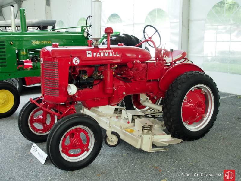 1949 McCormick-Farmall Super A Tractor