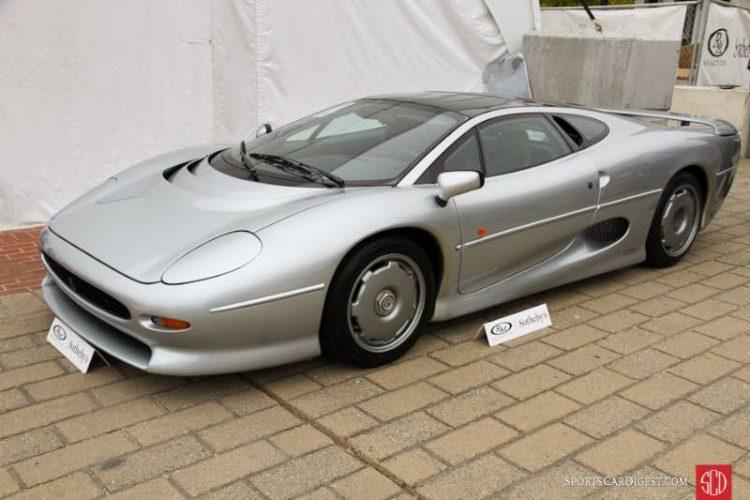1993 Jaguar XJ 220 Coupe