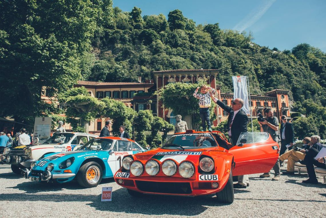 Behind the Scenes at the 2016 Concorso d'Eleganza Villa d'Este