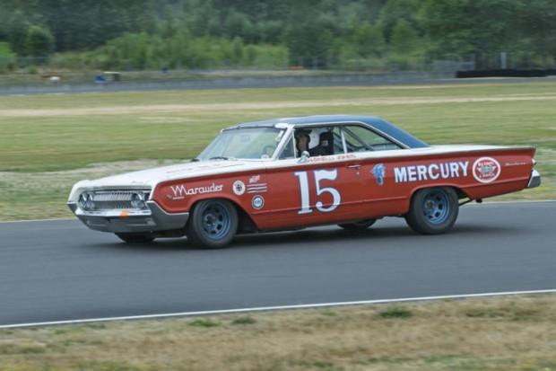 1964 Mercury Marauder of Lenny Frost.