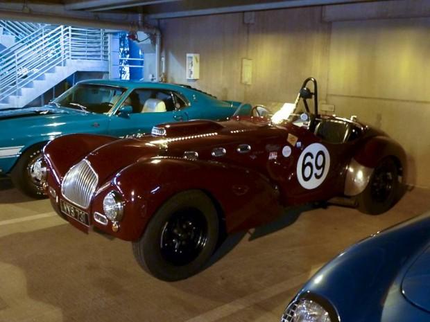 1952 Allard K2 Roadster Factory Special