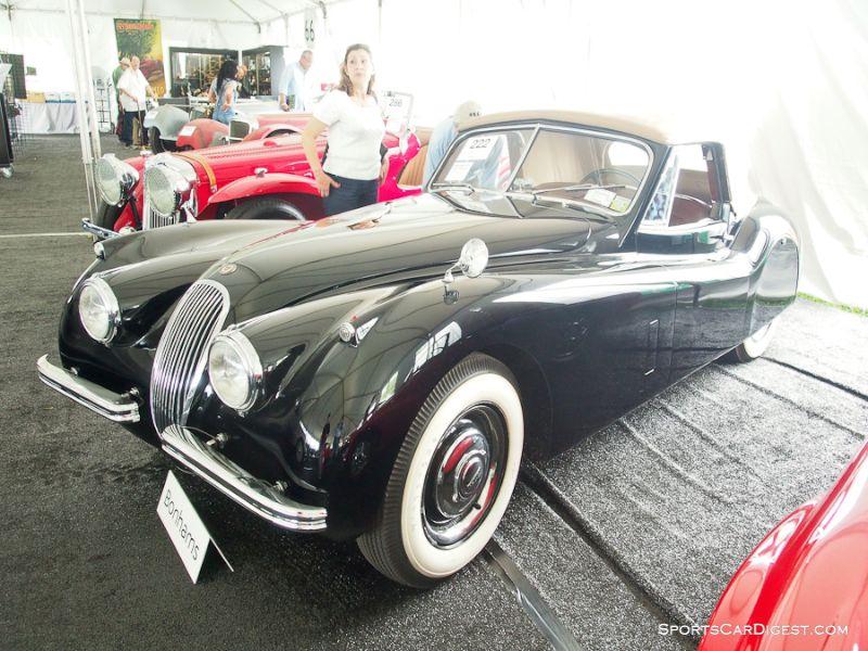 1954 Jaguar XK 120 Drophead Coupe
