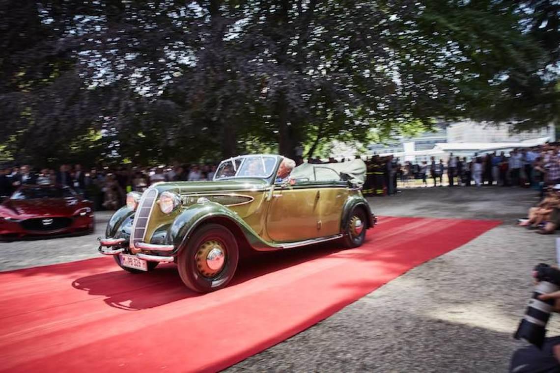 BMW Display - Concorso d'Eleganza Villa d'Este 2016