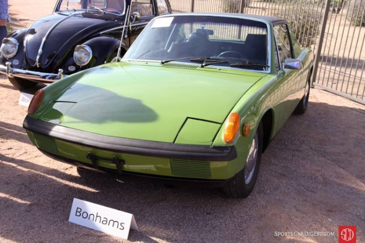 1970 Porsche 914-4 Targa, Body by Karmann