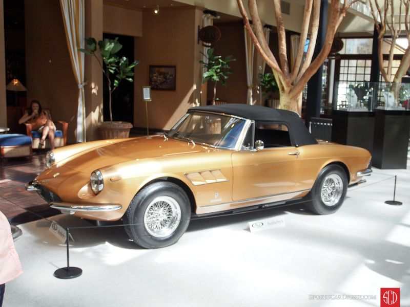 1967 Ferrari 330 GTS Spider, Body by Pininfarina