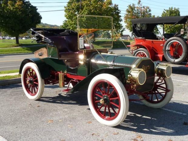 1907 Baker Model M Electric Roadster