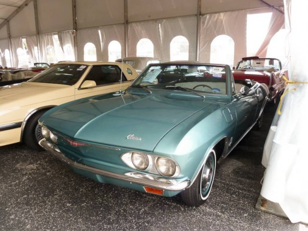 1965 Chevrolet Corvair Monza Convertible