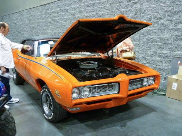 1968 Pontiac LeMans GTO Judge Convertible