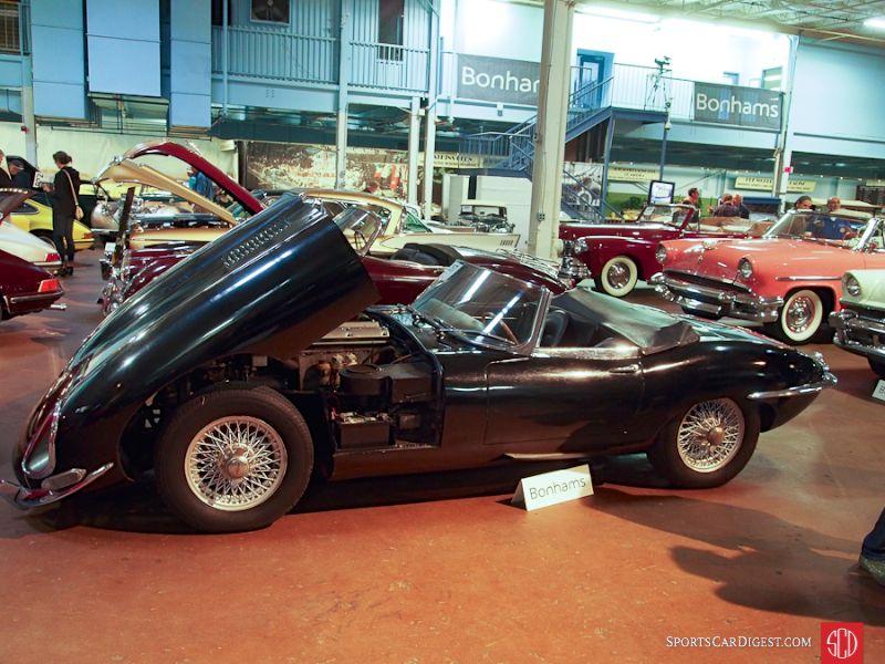 1962 Jaguar XKE SI Roadster