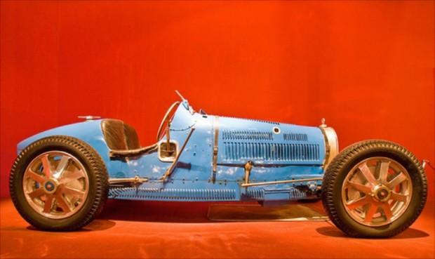 Fritz Schlumpf - Bugatti Type 35B