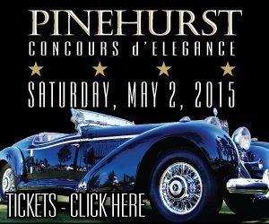 Pinehurst Concours