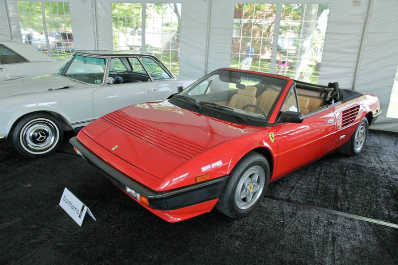 Ferraris Sold at Auction in 2014