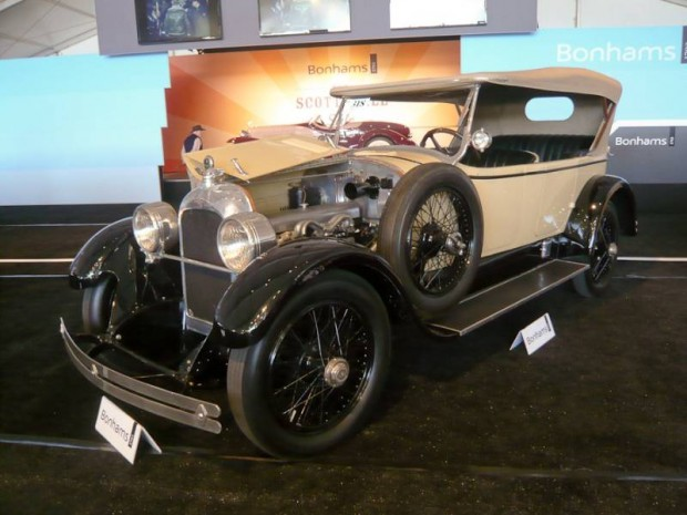 1923 Duesenberg Model A Touring Rubay