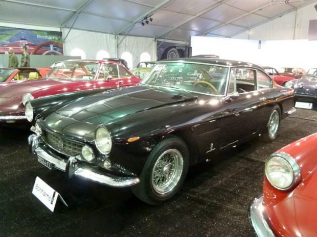 1962 Ferrari 250 GTE Coupe