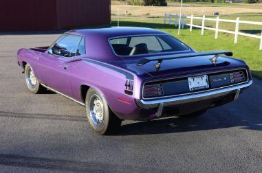 1970 Plymouth Cuda 440/6