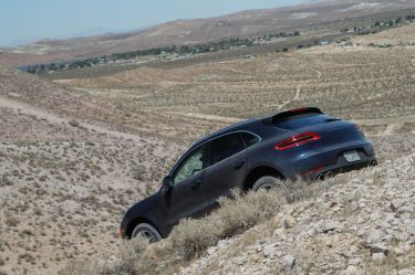 2015 Porsche Macan Off-Road