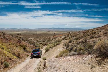 2015 Porsche Macan Off-Road
