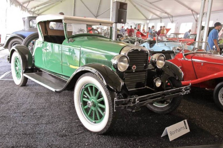 1927 Essex Super Six Boattail Speedabout