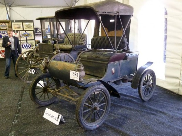 1903 Oldsmobile Model R Curved Dash Runabout