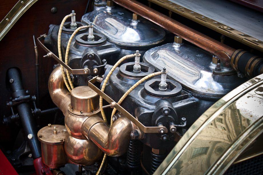 1904 FIAT 40HP