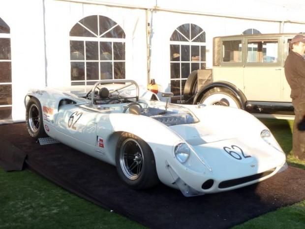 1966 Lola T70 Mark II Spyder