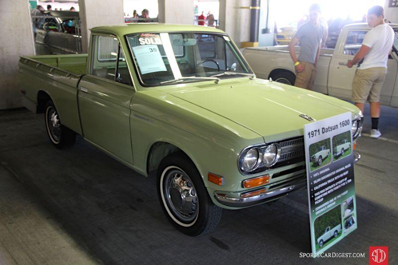 1971 Datsun 1600 Pickup
