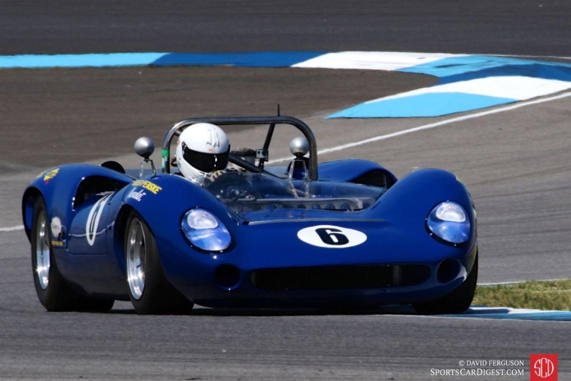 Dan Crowdey, 66 Lola T70 MKll