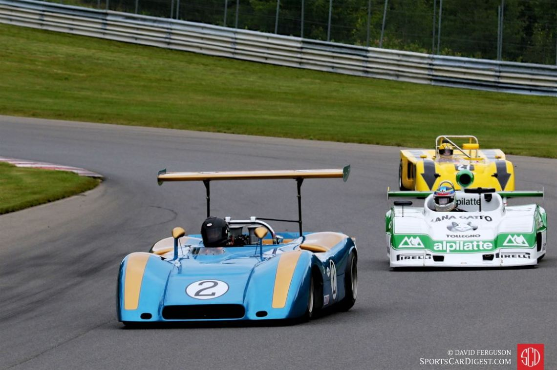 Tom Cantrell, 1969 Ford Open Sports Can-Am 'Alan Mann Special'