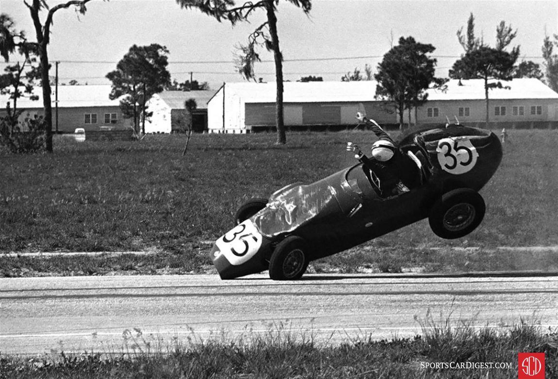 1961 Sebring 12 Hours Photos History Profile