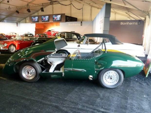 985 Tempero Lister-Jaguar Replica Costin Sports Racer