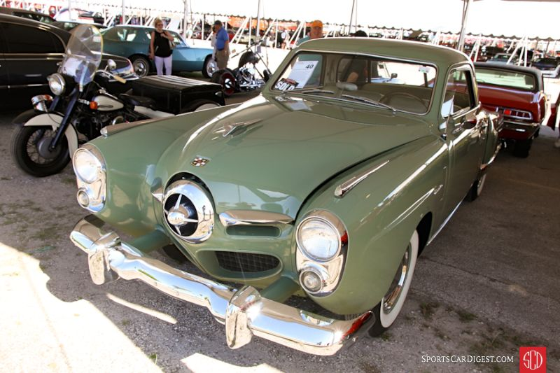 1950 Studebaker Commander 2-Dr. Sedan