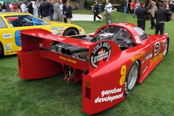 1982-01 March GTP Prototype - Jimmy & Kent Leeward. Photo William Edgar