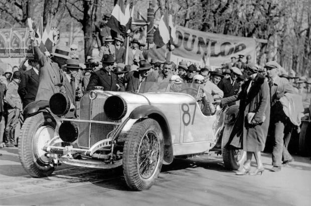 1931 Brescia 1000 mile