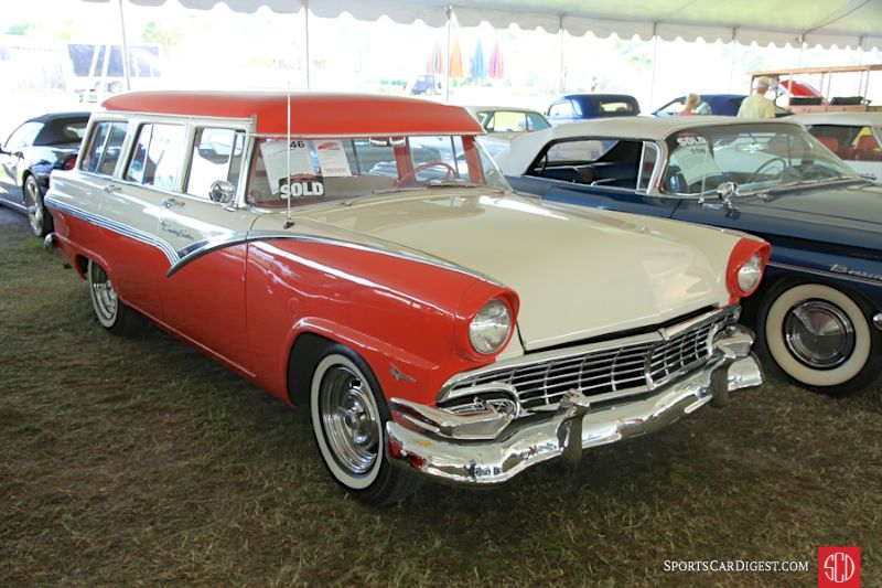 1956 Ford Fairlane Country Squire Station Wagon