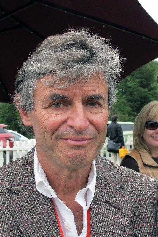 Alain de Cadenet at Quail Motorsport Gathering 2011. Photo William Edgar